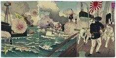 Images of War: Meiji Era Ukiyo-e Prints
