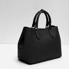 Image 3 of BASIC CITY BAG from Zara