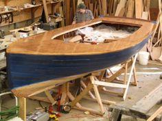 2011 Gartside Centerboard Sloop - Northwest School of Wooden Boatbuilding