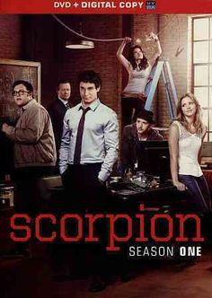 The Scorpion team of oddball prodigies uses their combined talents to solve far-reaching problems for the good of the world. All 22 episodes of the first season are included in this six-DVD set, inclu