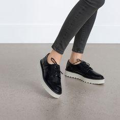 Zapatos Plataformas Blucher Caros Plataforma Sandalias Calzas Tacones Plataforma qUURpxwIE