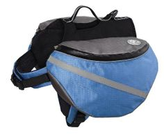 Doggles Extreme Dog Backpack, Small, Blue/Gray - http://www.thepuppy.org/doggles-extreme-dog-backpack-small-bluegray/