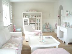 Sommerhusstil Shabby Chic Home Interiors Inspiration full of Greengate DK Products | Where To Buy Greengate In The UK