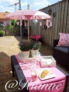 Pink Garden ( by Rianne)