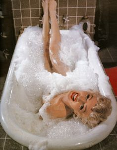 bubbly Marilyn
