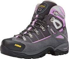 Asolo Futura GTX Boot - Women's Grey / Orchard 7.5 *** Learn more by visiting the image link.