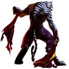 Shenlong - Tiger from Bloody Roar 3