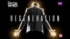 Doctor Who Regeneration DVD collectors set