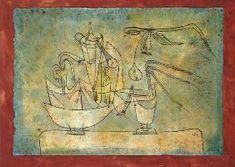 Paul Klee - distillation de poire