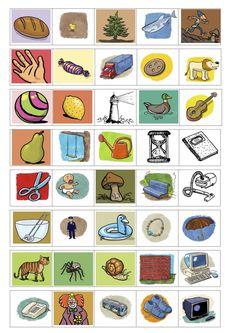 Jeux de syllabes et de sons « la bataille des syllabes». Très bien pour décomposer des mots en syllabes.