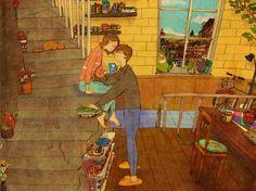 As ilustrações de Puuung | Blog da Mariana Cruz