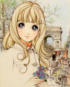 Makoto Takahashi ~ Paris.