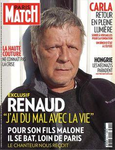 Le témoignage poignant de Renaud sur sa vie.