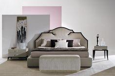 Orme mobili ~ Contemporary elegant diamond bed by orme Спальня