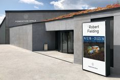 Fondation Opale — Contemporary Aboriginal art in the heart of the Swiss Alps — Branding & Digital by Base Design Aboriginal Artists, Swiss Alps, In The Heart, Artist At Work, Signage, Contemporary Art, Identity Branding, Pictogram, Digital