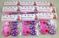 Whoo's Bakery; peppa pig