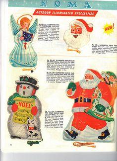 1959 Noma Lites catalog