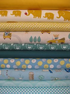 fabric! i love the elephant one! would look good in the new office..