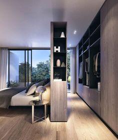 Small modern master bedroom ideas very small modern bedroom design Bedroom Closet Design, Bedroom Wardrobe, Home Decor Bedroom, Bedroom Designs, Bedroom Ideas, Wardrobe Design, Bedroom Bed, Bedroom Storage, Closet Storage