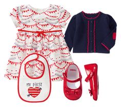 Gymboree Fun At Heart  outift by marielle-altenor on Polyvore