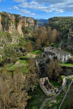Alhama de Granada-between Granada and Malaga, for a day of authentic Spanish existence