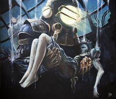 BioShock by TomLooming