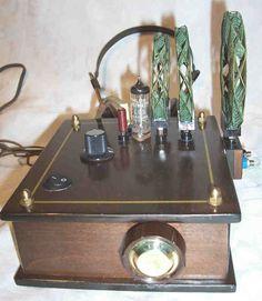 EL 95 Audion mit Steckspulen