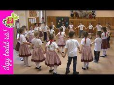 Preschool Music, Zumba, Kindergarten, Folk, Flower Girl Dresses, Teacher, Ted, Youtube, Dance