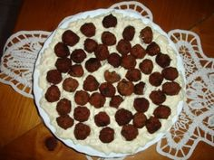 Chiftelute cu maioneza - imagine 1 mare Food And Drink, Pie, Desserts, Salads, Torte, Cake, Fruit Pie, Deserts, Pai