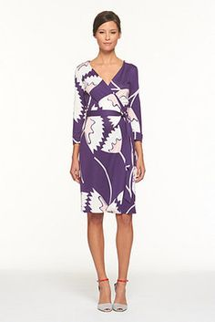 LOVE. totes reminds me of a kimono. diggin' a lot of the DVF prints.