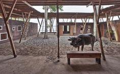肉桂合作培训中心 / Cassia Coop Training Centre_建筑邦—第一建筑设计阅读互动平台