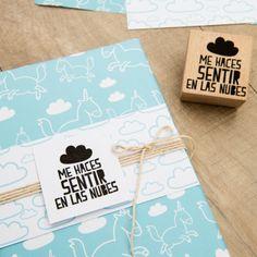 Sello Mr.Wonderful. Se vende en: www.mrwonderfulshop.es  #sello #stamp #DIY