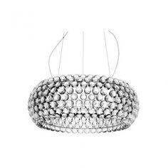 Caboche light fixture offers a stunning glow... #design