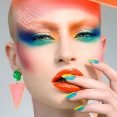BE INSPIRED: Color #Beauty #Makeup #MUAM