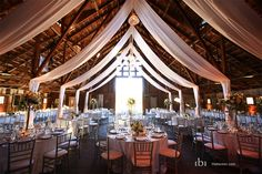 gorgeous reception