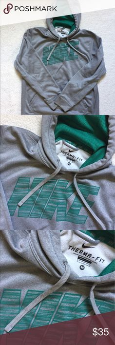 Men's Nike Therma-Fit Pre-loved, but in perfect condition. Nike Shirts Sweatshirts & Hoodies