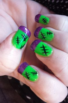 1000 images about halloween nail art on pinterest nails
