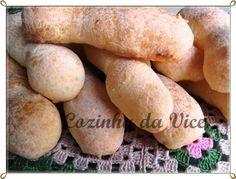 Alquimia na Cozinha da Vice: Biscoito de Polvilho da vó Maria