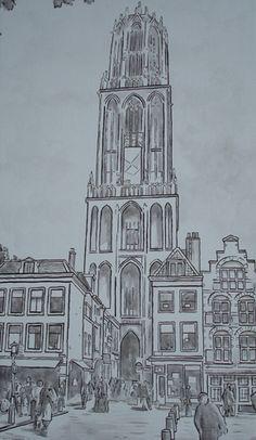 45_RGB_Utrecht_de_Dom_langwerpig_formaat