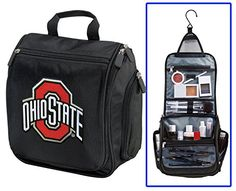 OSU Toiletry Bag or Ohio State Shaving Kit Travel Bags -- Find out more about the great product at the image link.