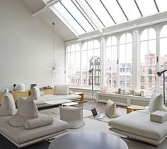 PRADO, Upholstery Designer : Christian Werner   Ligne Roset