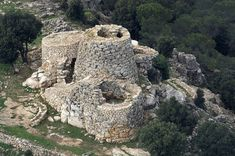 About The Ancient Sardinian NURAGHES and Their Possible Multifunctional Use