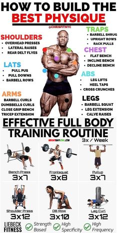 Ectomorph Workout – 3 Workout Secrets to Build Muscle For Skinny Ectomorphs Workout Plan For Men, Gym Workout Tips, Workout Challenge, Workout Videos, Workout Men, Mens Fitness Workouts, Model Workout, Girl Workout, Dumbbell Workout