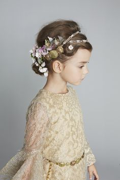Flowergirls Shop the Dolce & Gabbana SS14 Girl's Capsule Collection at Melijoe.com