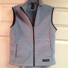 REI Fleece Vest - Small This 100% Polyester Fleece Vest is like new condition.  Machine Wash Warm - Tumble Dry Low REI Jackets & Coats Vests