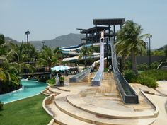 Our thoughts on Black Mountain Water Park in Hua Hin, Thailand Us Travel, Family Travel, Family Days Out, Black Mountain, Travel Reviews, Hotel Reviews, Marina Bay Sands, Adventure Travel, Things To Do