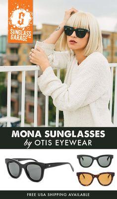 d2f8f7372111 Otis Mona Sunglasses - by Otis Eyewear - Free USA Shipping