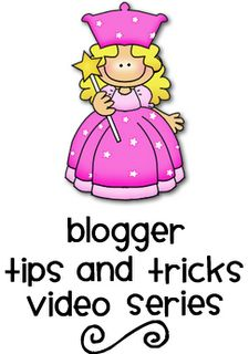Cute ideas for starting a classroom blog