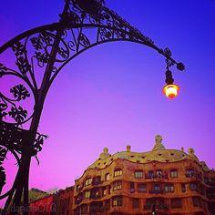 La Pedrera / Casa Milà (Gaudí) - Barcelona