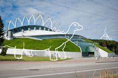 Gdynia Sports Hall - what can you imagine? :)